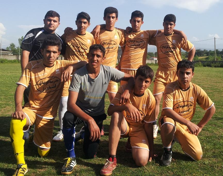 کاردیکلا با دو تیم در مسابقات جام رمضان روستای لمسوکلا شرکت کرد